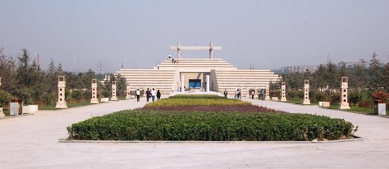 赵王城遗址